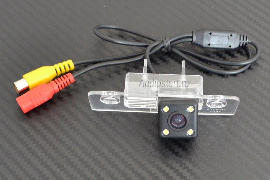 Подсветка для камеры заднего вида своими руками